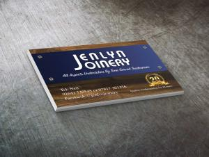 Jenlyn Business Card Design
